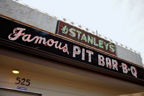 Stanley's Famous Pit Bar-B-Q. From Tasty Travels: Culinary Delights in East Texas