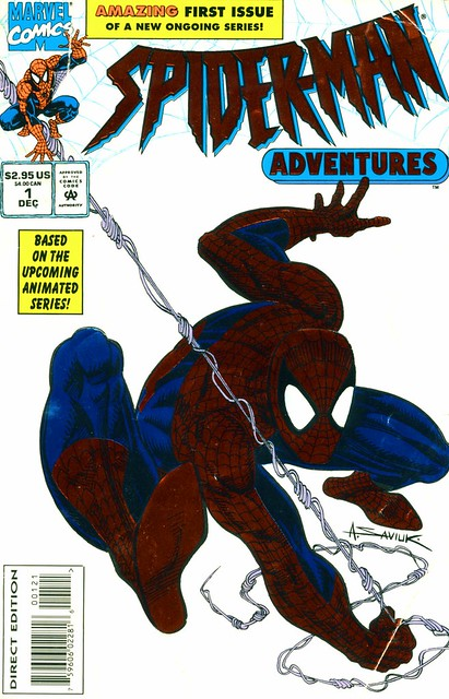 Marvel Spider-Man Adventures v1