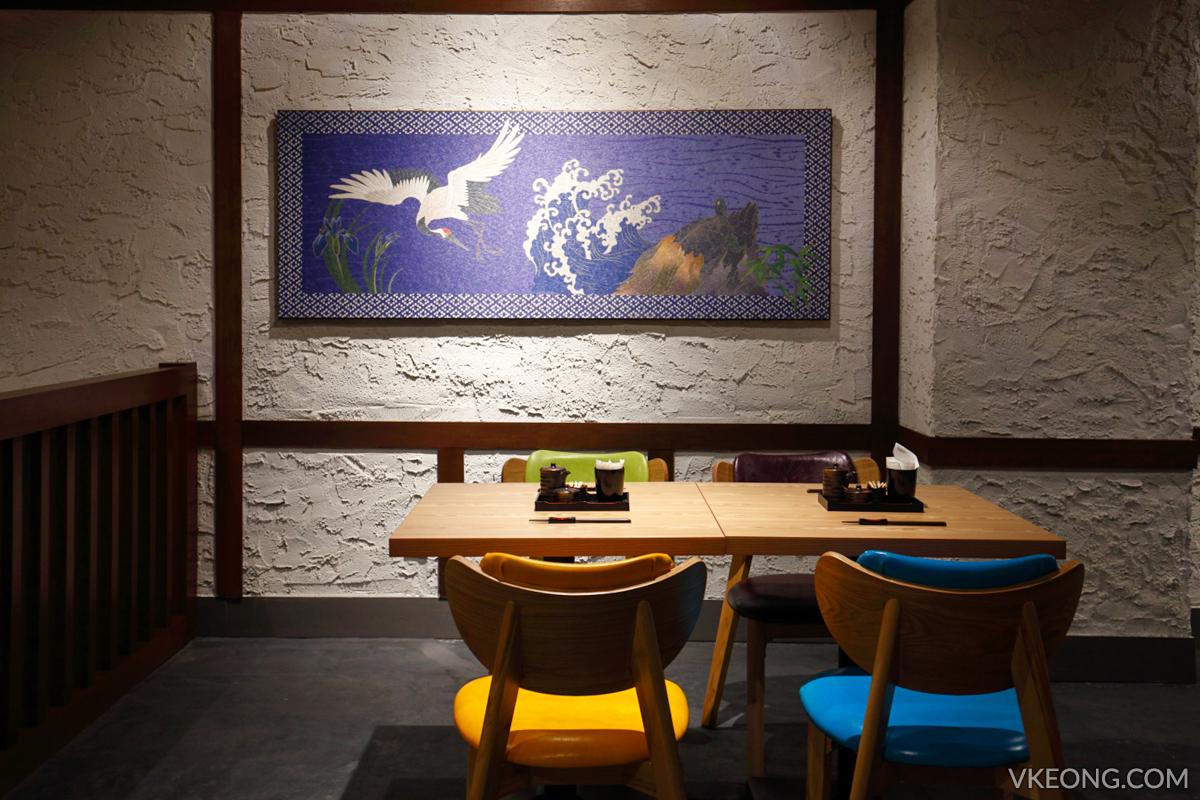 Aragan Yokocho Japanese Restaurant