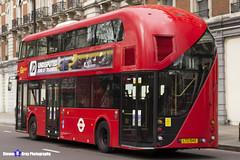Wrightbus NRM NBFL - LTZ 1045 - LT45 - Liverpool Street 11 - Go Ahead London - London 2017 - Steven Gray - IMG_9365