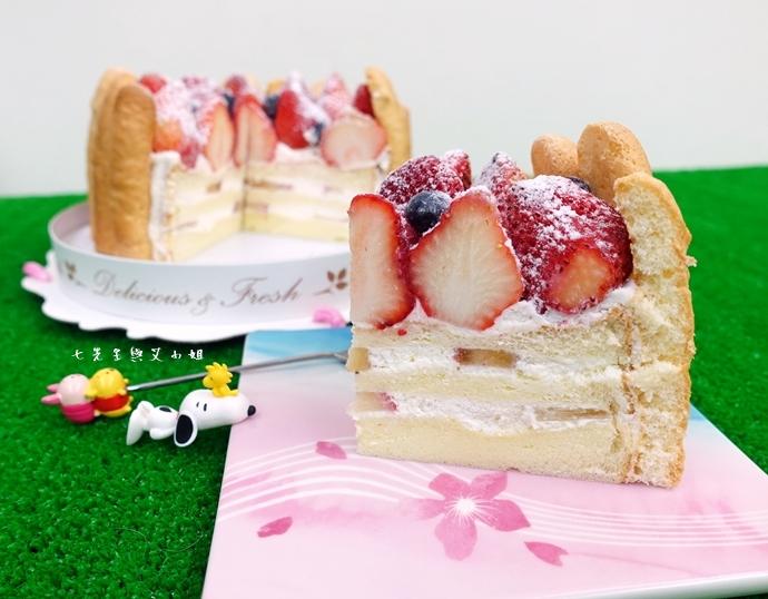 10 棒棒糖手工點心 愛妻草莓蛋糕