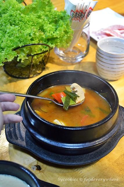 10.Apgujeong Korean Restaurnat @ Solaris Mont Kiara