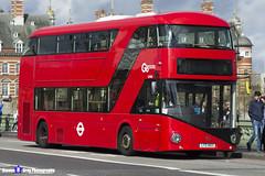 Wrightbus NRM NBFL - LTZ 1453 - LT453 - Go Ahead London - London 2017 - Steven Gray - IMG_8500