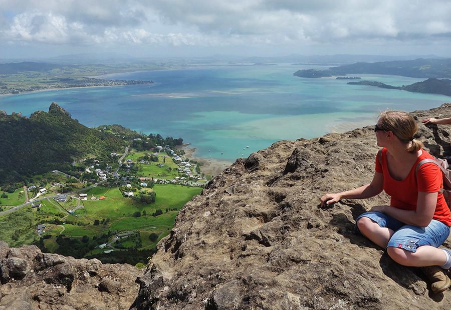Isabel -Leben in Neuseeland