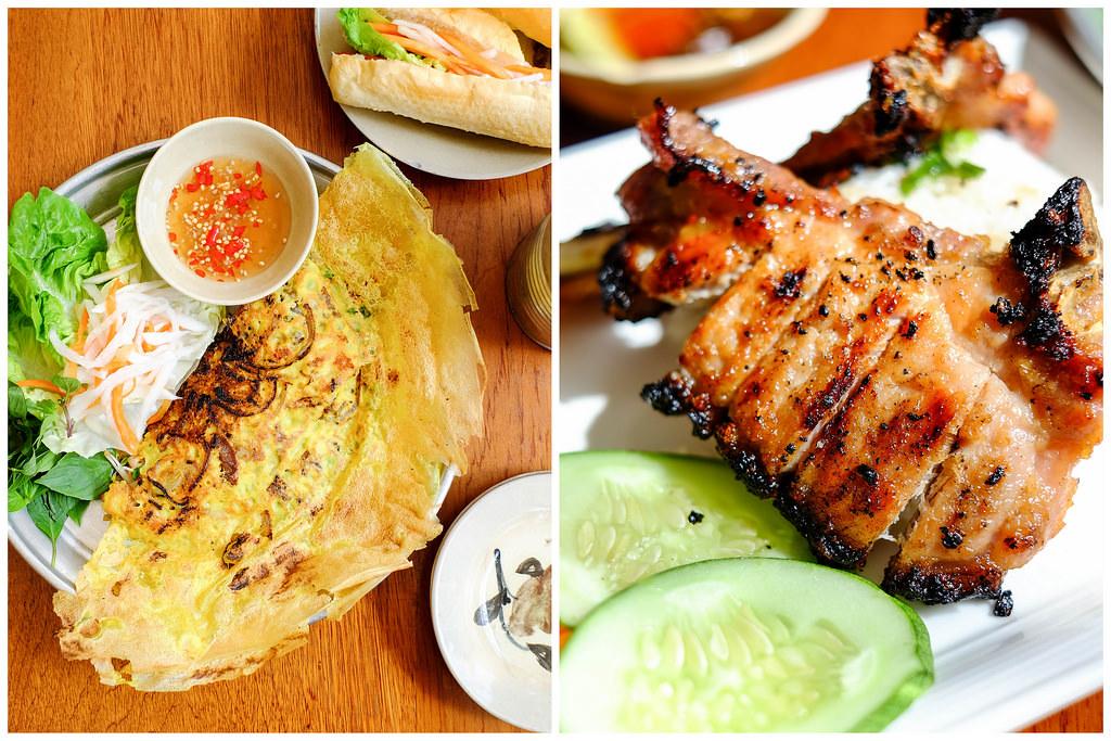 Vietnamese Food: Moc Quan Ue Square