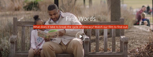 Project Literacy: Rewriting Lives