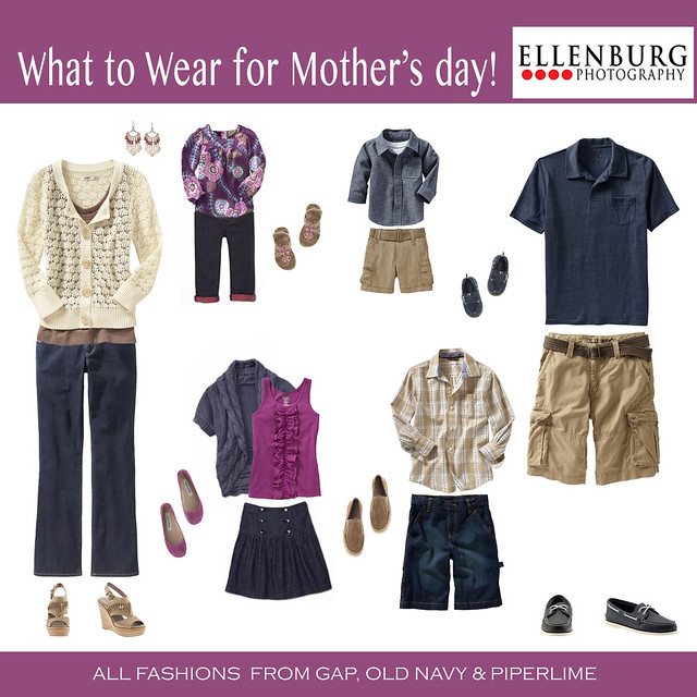 What to Wear for Mother's Day