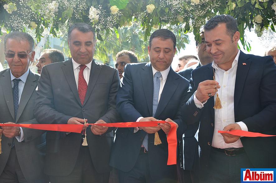 Rauf Sadullahoğlu, Mustafa Harputlu, Fatih Kemal Ebiçlioğlu, Adem Murat Yücel