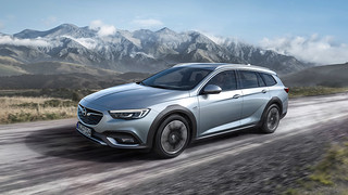 Neuer Opel Insignia Country Tourer