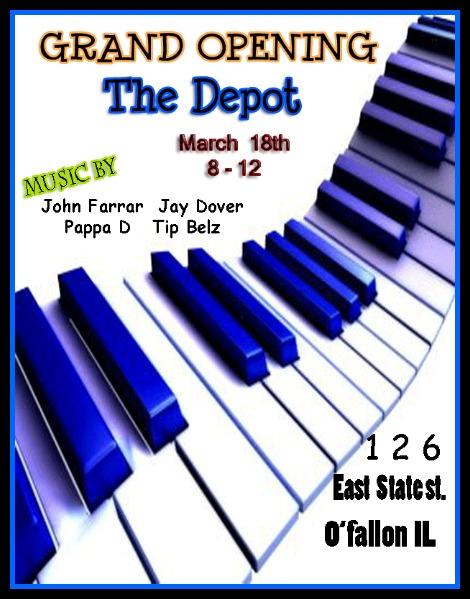The Depot 3-18-17