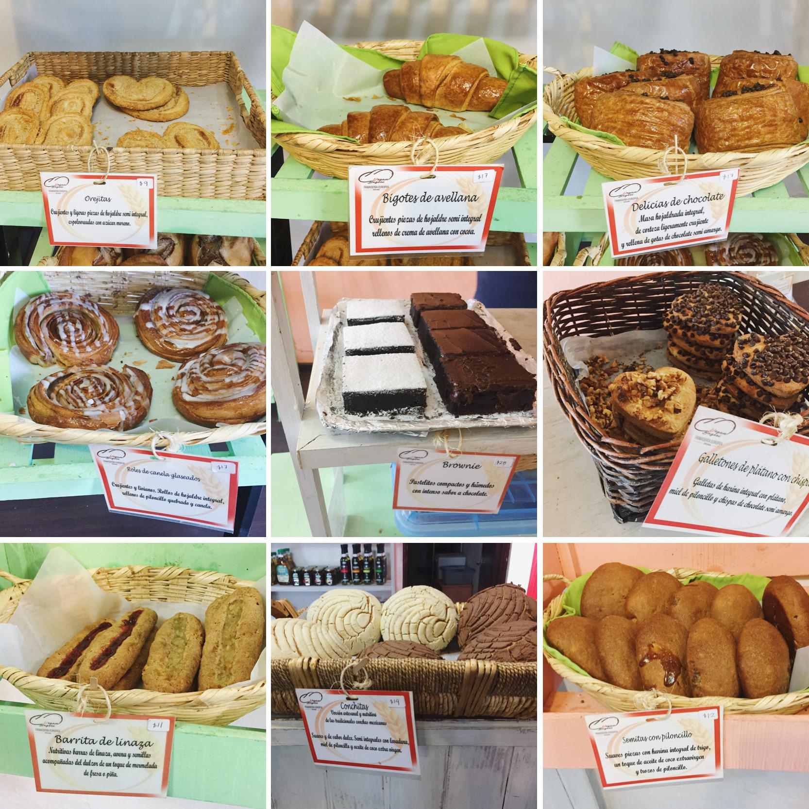 Guadalajara: Vegan Bageri Panaderia