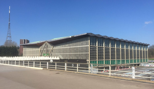 Crystal Palace Sports Centre | by diamond geezer