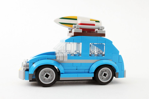 lego creator mini volkswagen beetle 40252 review the. Black Bedroom Furniture Sets. Home Design Ideas