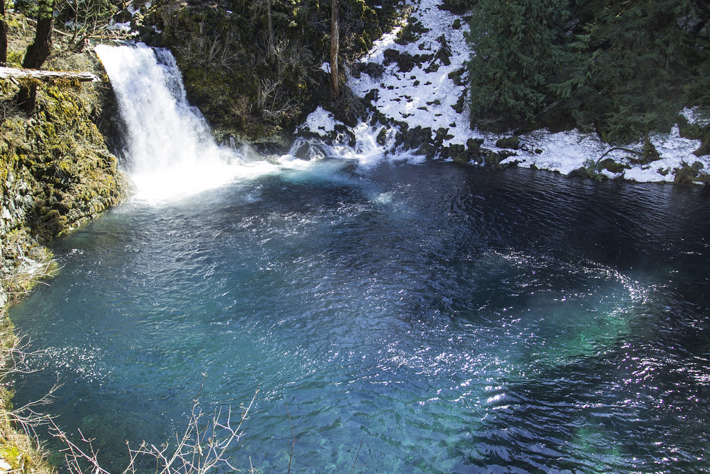 Merveilleux ... Tamolitch Falls And The Blue Pool, Oregon | By Icetsarina