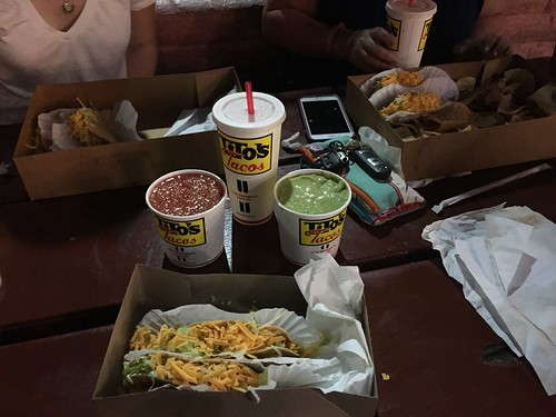 Tacos at Tito's