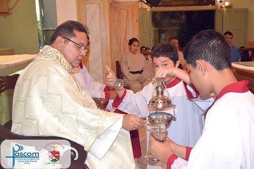 Tríduo Pascal se inicia com a Missa da Ceia do Senhor