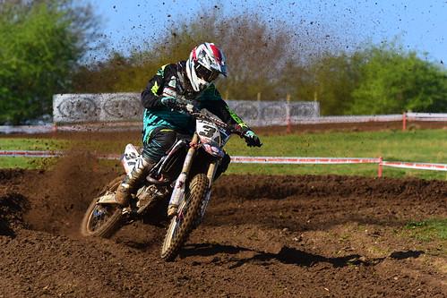 Gert Krestinov, MX1, British Motocross Championship, Cadders Hill 2017