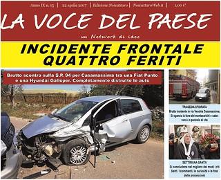 Noicattaro. prima pagina n. 15-2017 front