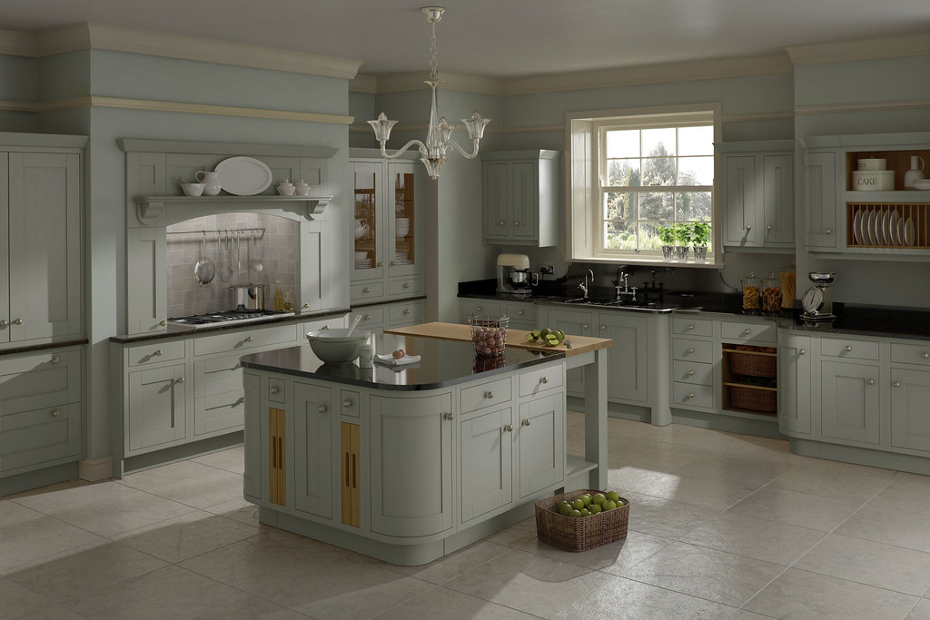 Innova Harewood Lamp Room Grey Kitchen An Innova