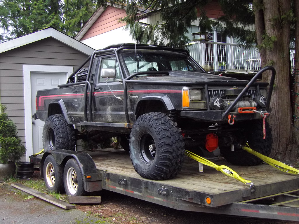 88 92 Jeep anche Foden Alpha