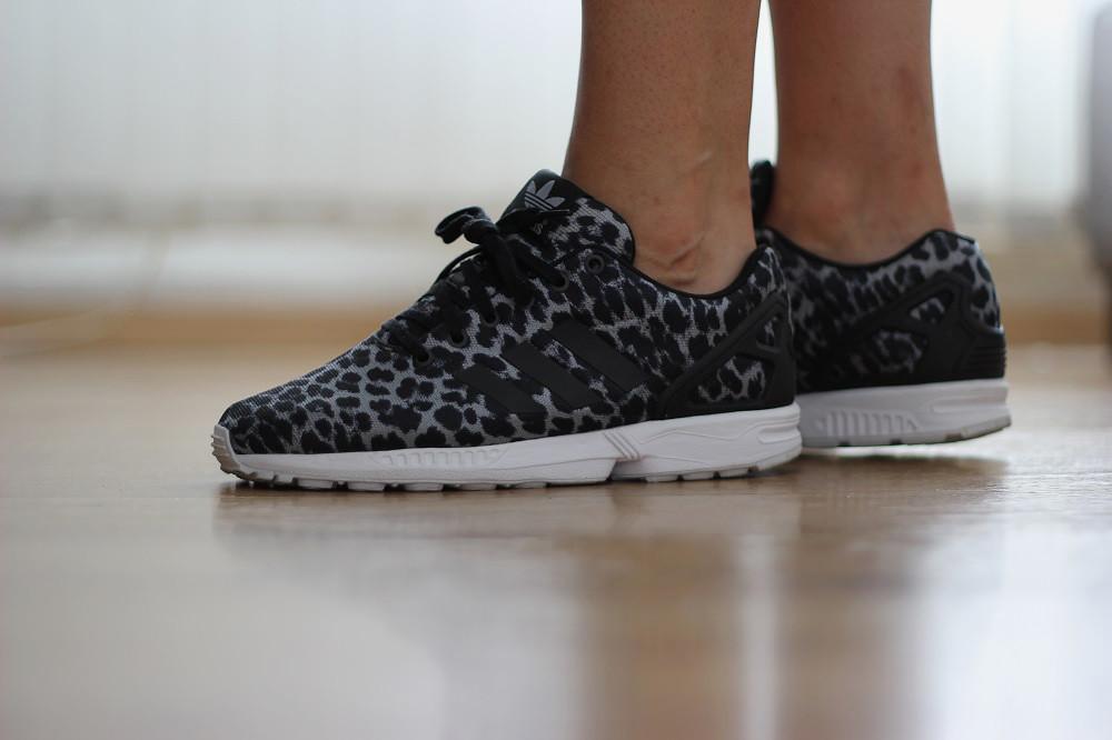 adidas zx flux zwart footlocker