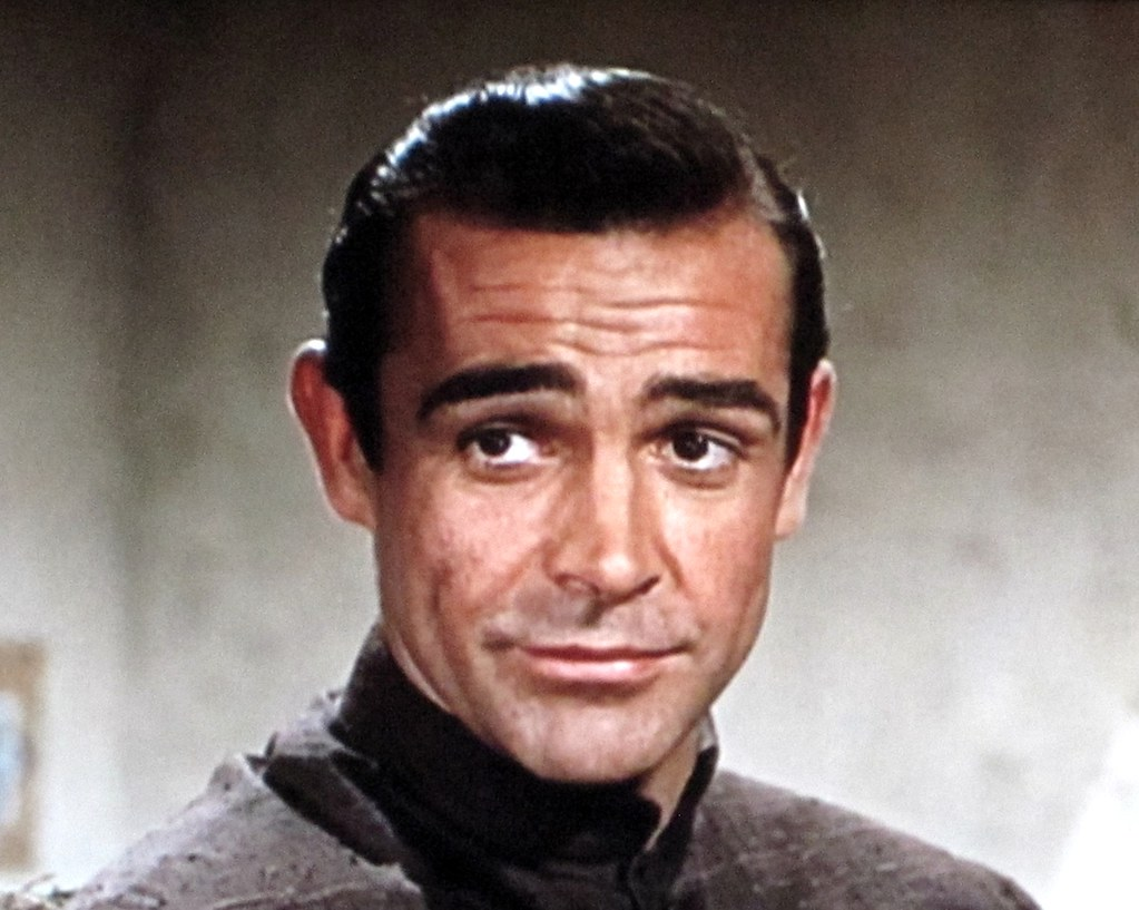 1st James Bond   Sean ...