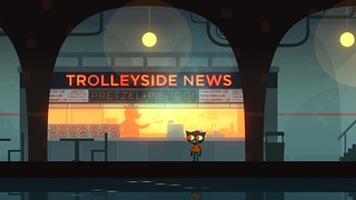 Night in the Woods on PS4 | by PlayStation.Blog