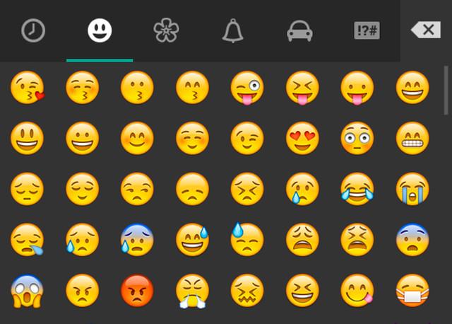 Tecnología: El diccionario definitivo de los emoticonos en ...