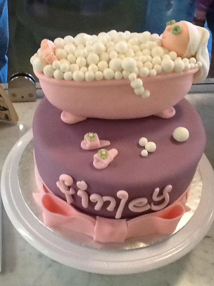 Finleys Spa Birthday Cake Cupcakebite Cupcakebitecup Cake