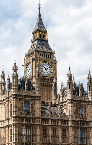Elizabeth Tower, Palace of Westminster | The Elizabeth ...