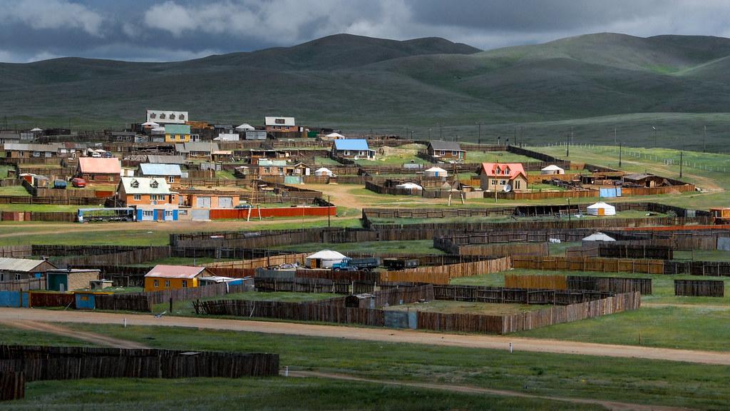 Emeelt near Ulanbaatar, Mongolia