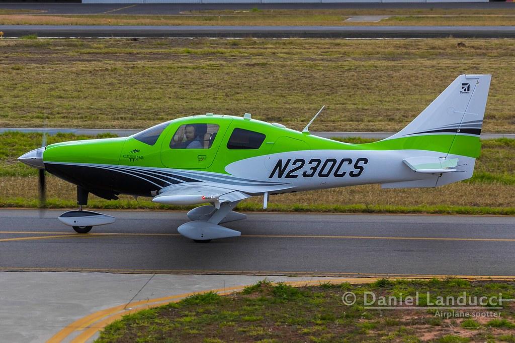 Cessna T240 Corvalis TTx (N230CS)   07/07/2014 Aeroporto de …   Flickr