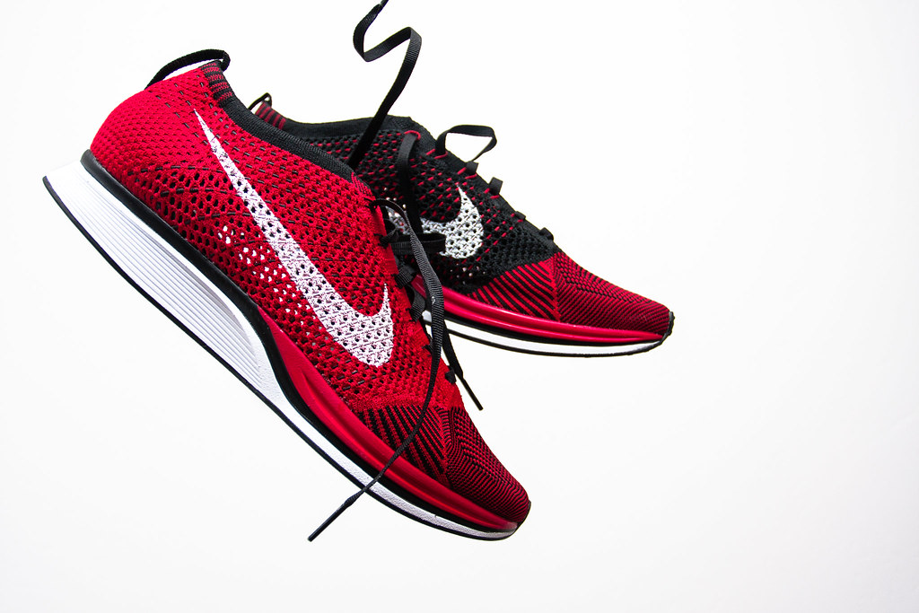 d2c1e723ab847 ... cheap nike flyknit racer university red by airjordanjack 50b1e 4bde0