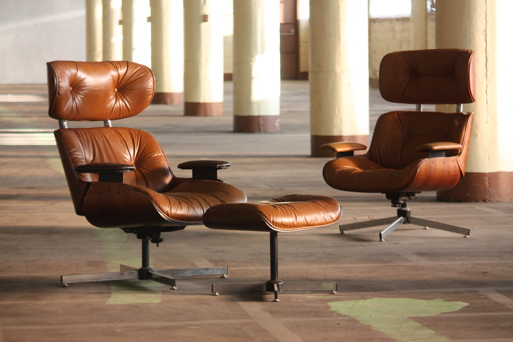 Bon Midcentury Modern Plycraft Lounge Chair U0026 Ottoman And Selig Lounge Chair  (U.S.A.