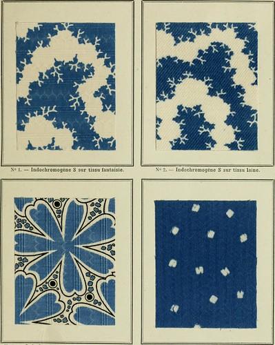 """Image from page 146 of """"Revue générale des mati`eres colorantes et des industries qui s'y rattachent"""" (1908)"""