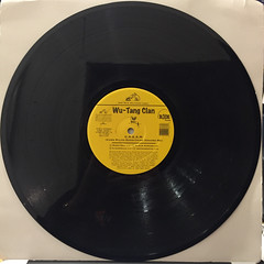 WU-TANG CLAN:C.R.E.A.M.(RECORD SIDE-A)