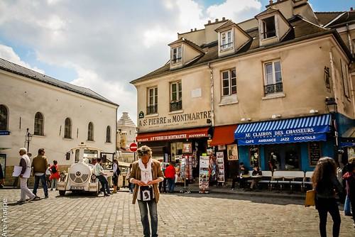 Vive la France ♥ Paris, Montmartre