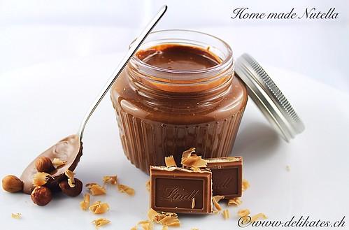 Nutella selber machen Rezept