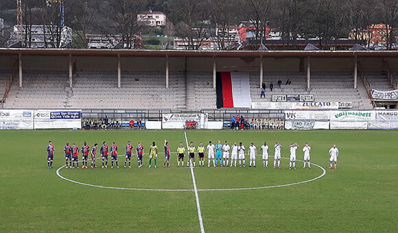 Altovicentino-Virtus Verona 1-2: tre punti da...quarto posto!