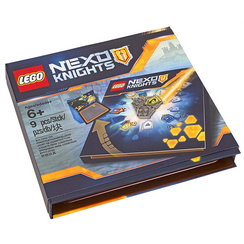 LEGO Nexo Knights Collector Case (5004913)