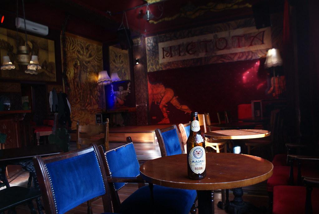Quelques idées de lieux où boire une bière ou un café à Wroclaw.
