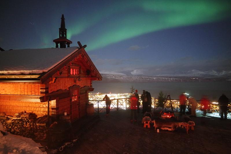 Aurora Boreal, Narvik