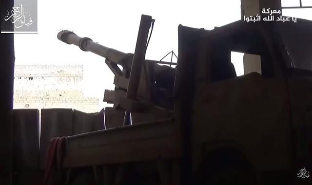 Syria-truck-cannon-faylaq-al-rahman-2017-ytb-2