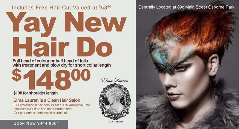 Elma Lauren Hair & Beauty OFFER