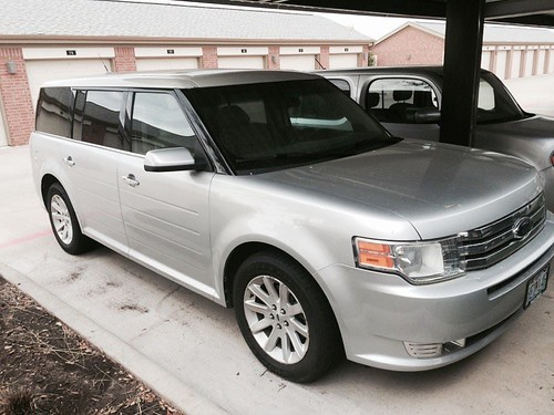2009 Ford Flex SEL | by thornhill3