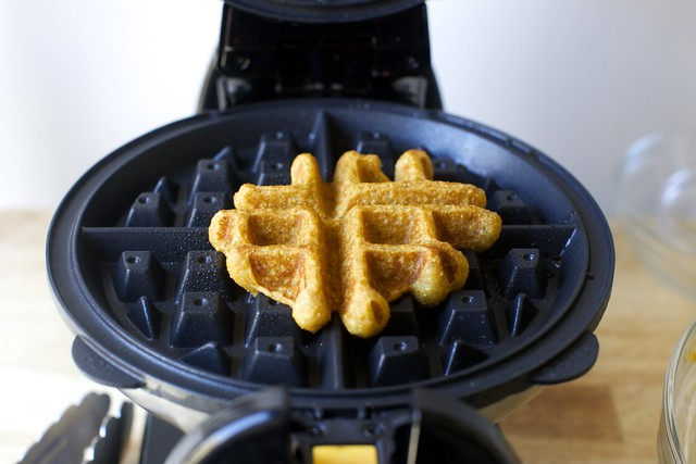 seriously cute waffle