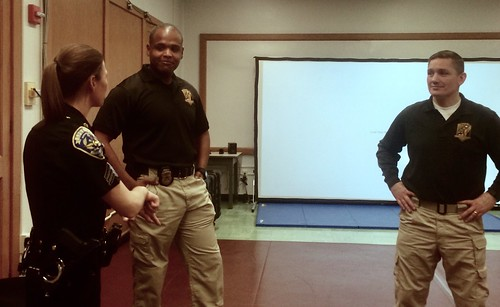"SPCAAA Continuing Education: ""Use of Force-Shoot/Don't Shoot"""