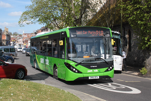 Stagecoach South 26047 SN16OPA