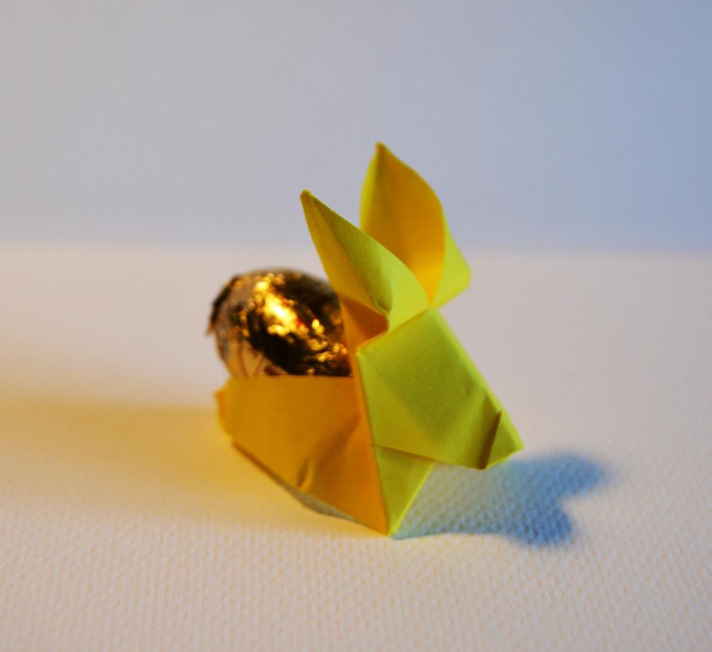 238-Rabbit Egg Holder