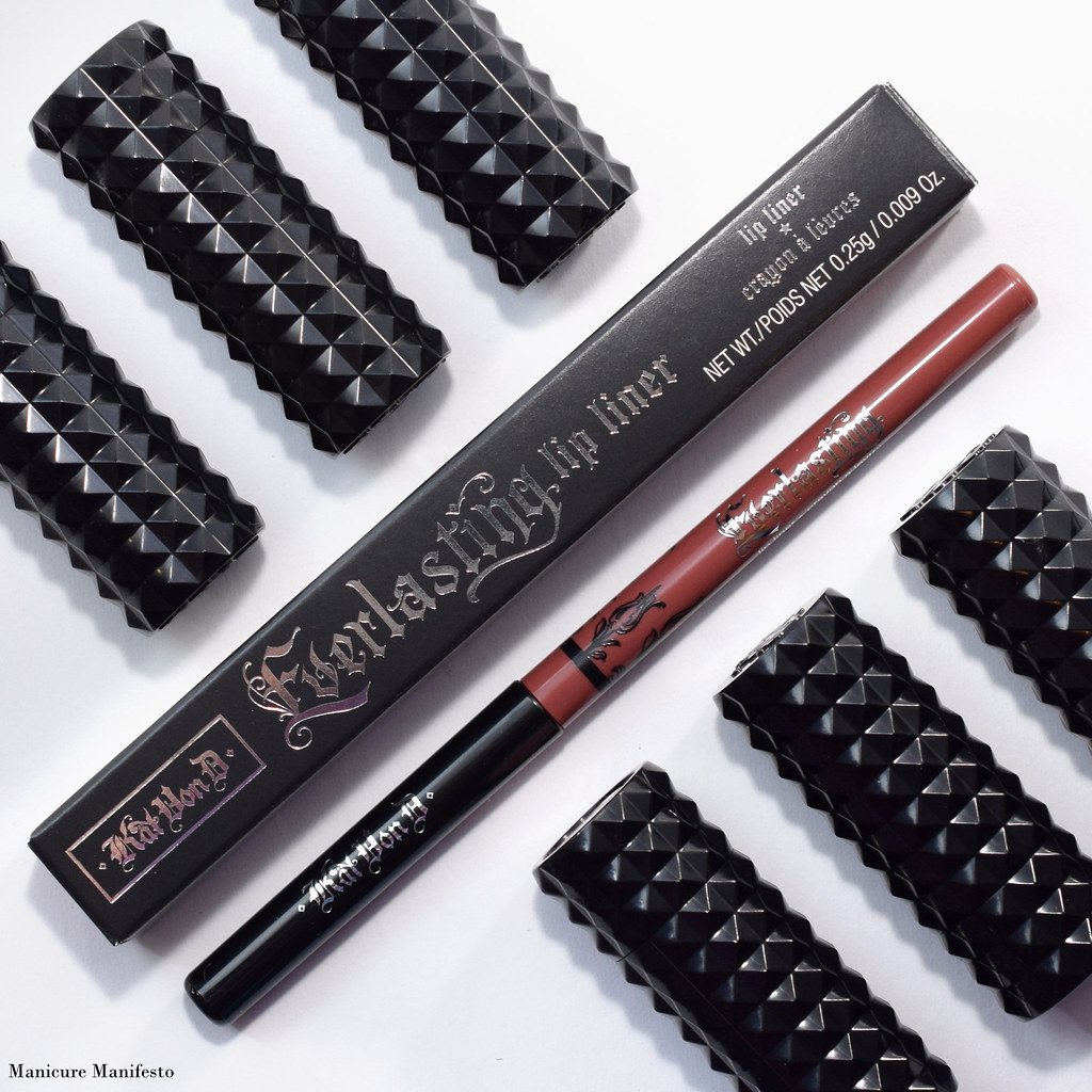 Kat Von D Everlasting Lip Liner Lolita review